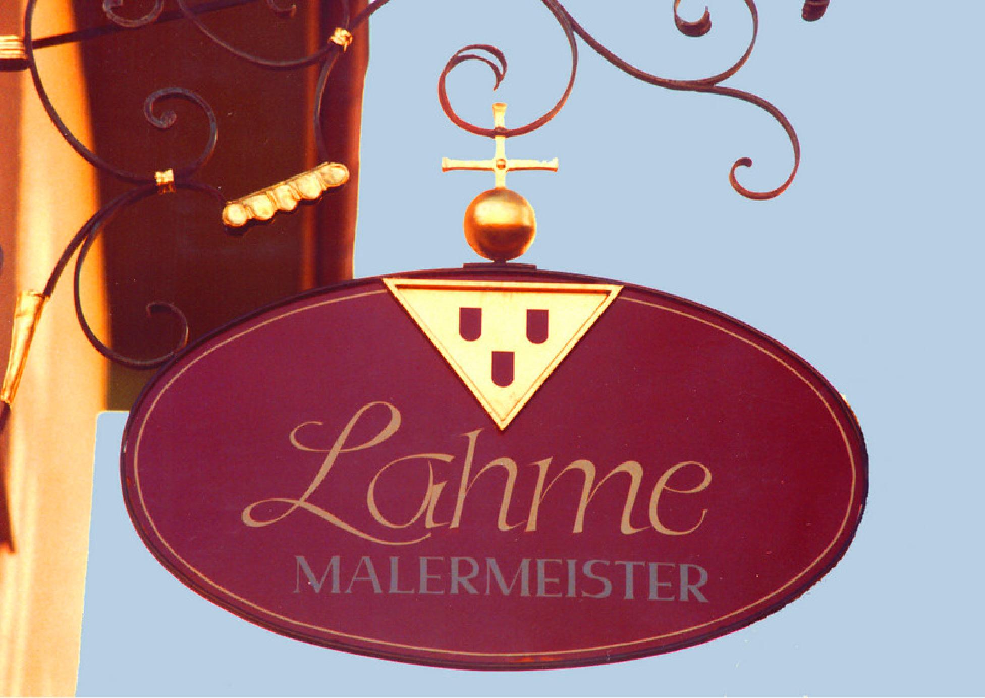 Lahme – Maler seit 1936